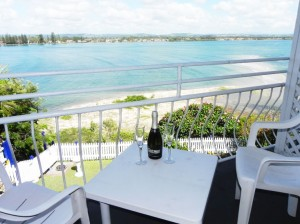 ballina holiday rental balcony waterview