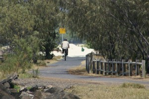 cycle paths ballina