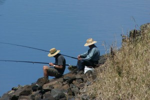 fishing richmond river