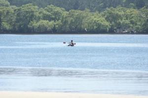 kayaking on richmond river